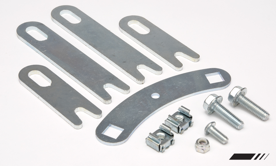 CHAIN GUARD FREE LINE S4 FITTING KIT