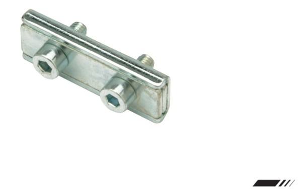 CK.AC1158DOUBLE BOLT CABLE CLAMP