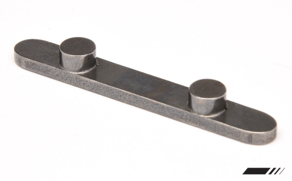 AXLE KEY 2X7.5X34 = 2.8 (PEGGED)