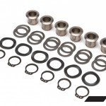 KIT BUSHING REAR BRAKE DISK 80x180x16