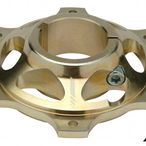COMPKART MG. 50 MM DOUBLE FIX SPROCKET HUB