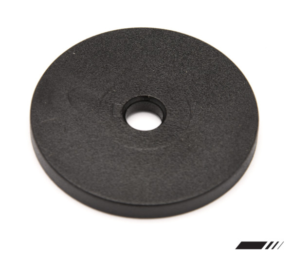 SEAT WASHER BLACK TILLETT 2MM X 51MM
