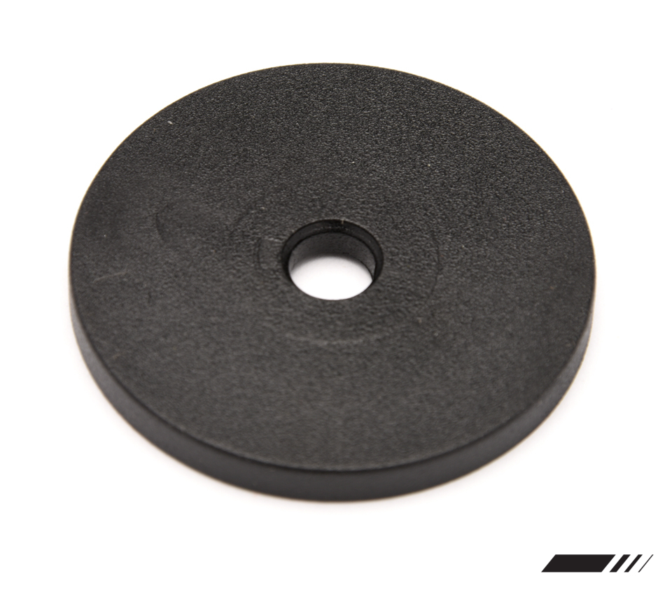 SEAT WASHER BLACK TILLETT 2MM X 51MM