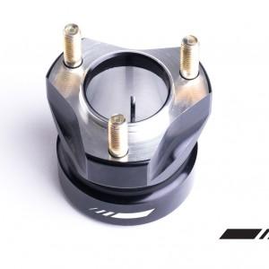 Rear Hub Aluminum 40x67