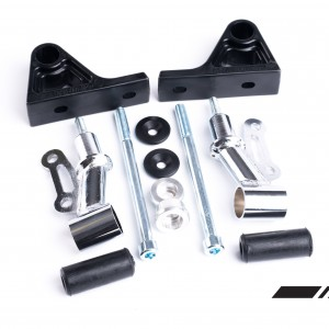 Rear Bumper Fixing Kit
