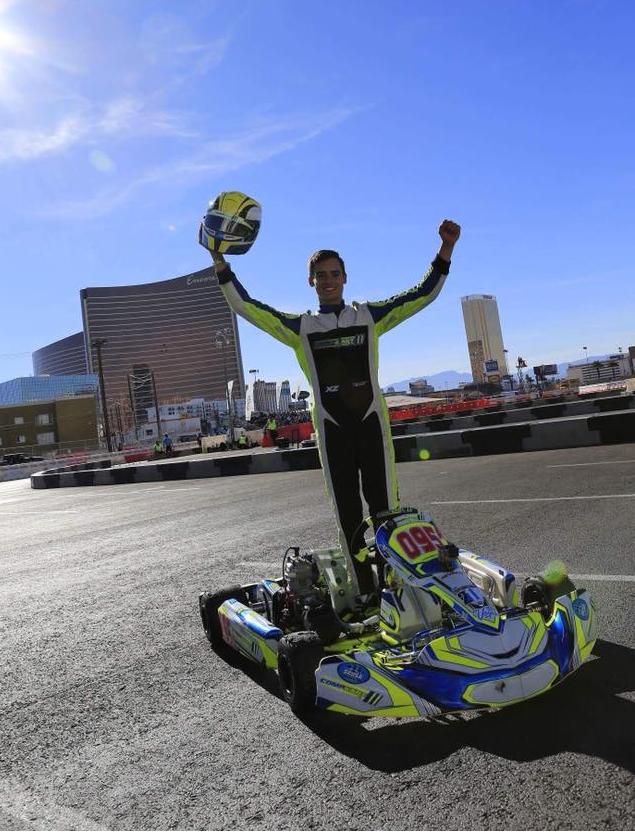 Josh Car - Super Nationals Winner