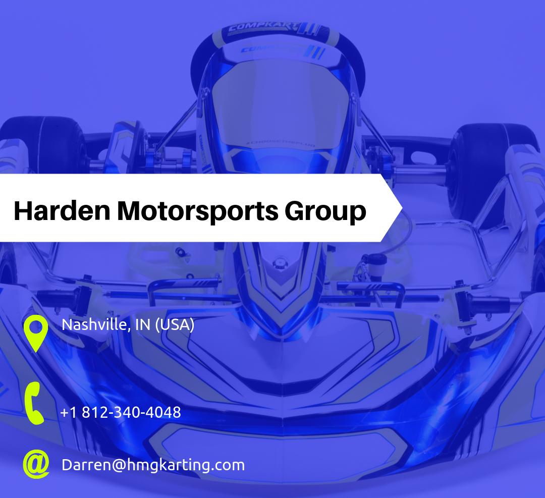 Harden Motorsports Group Joins COMPKART!