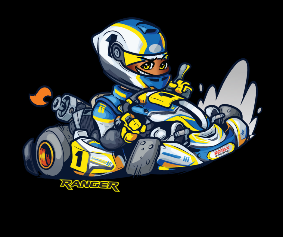 COMPKART Releases 'Ranger' Brand Icon