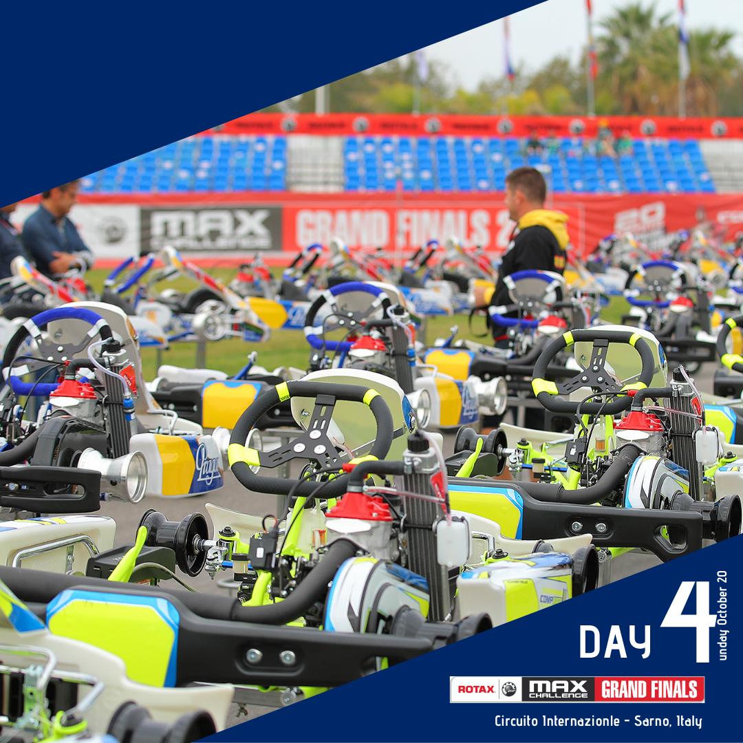 #RMCGF20 Day 4 – Kart Raffle