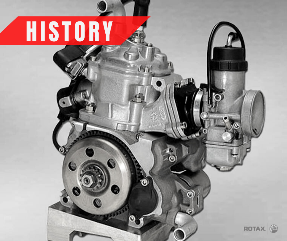 Discover 100 years of BRP-Rotax