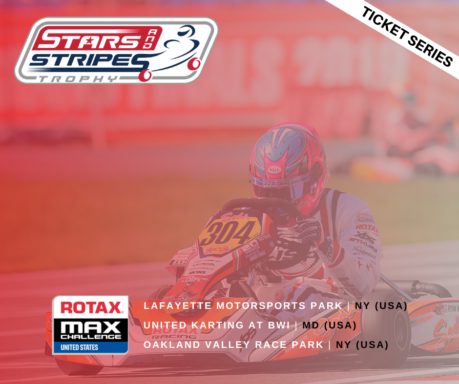 Rotax Stars & Stripes Regional Program Rescheduled